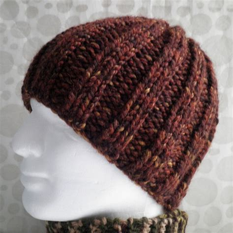 easy knit hat pattern needles knitting pattern rustico chunky ribbed knit beanie