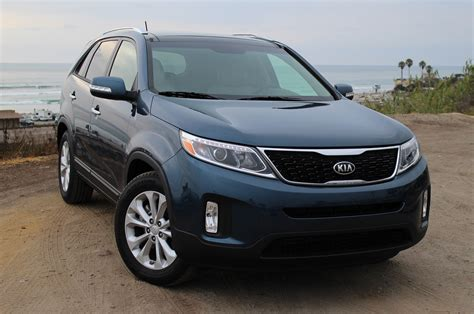 Kia New Sorento 2014 2014 Kia Sorento Front Three Quarter San Diego Photo 6