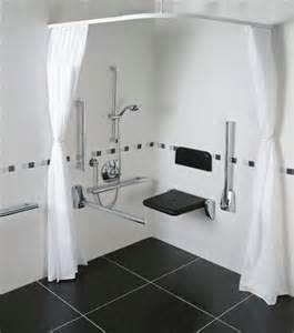 Bathroom Equipment For Disabled Elite Range Disabled Shower Pack