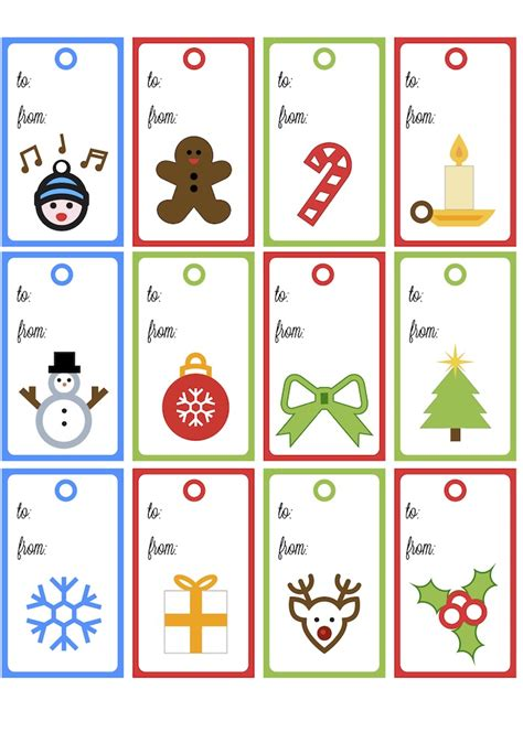a4 printable christmas gift tags christmas tags quick but cute scrappystickyinkymess