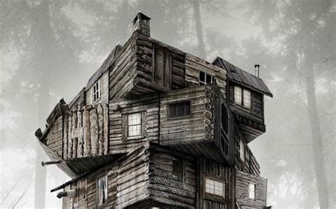 Cabin In The Woods Joss Whedon by Joss Whedon S Cabin In The Woods Gets A Trippy New