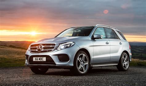 Mercedes 4x4 by Mercedes Gle 350d Suv 4matic Amg Line Road Test