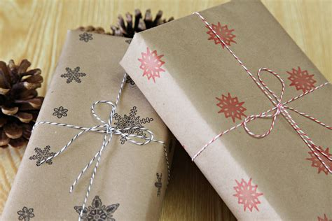 Make Wrapping Paper - unify handmade handmade wrapping paper