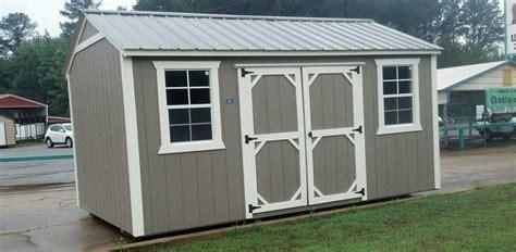 garden sheds    portable buildings