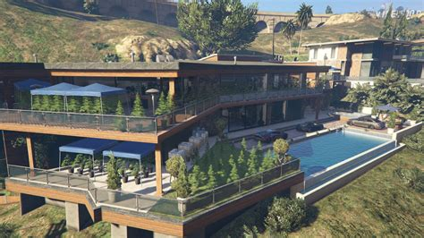 gta 5 houses franklin s illegal grow house mods pour gta v sur gta modding