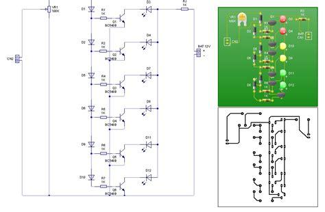 transistor t в 2012 eletroeletr 244 nica tch 234 vumeter transistor
