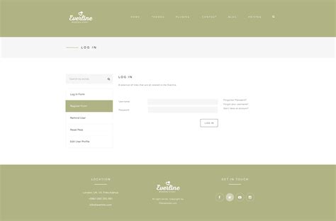 wedding event everline theme by templaza