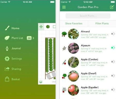 garden layout app android 8 garden apps for iphone ipad and android