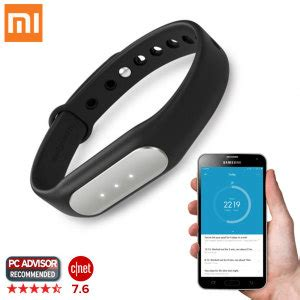 Unik Xiaomi Mi Band Fitness And Sleep Tracker Gd 89o Murah xiaomi mi band fitness monitor and sleep tracker