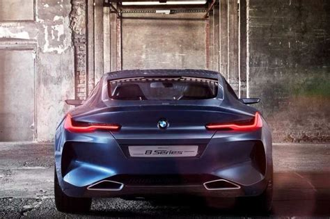 2018 bmw 8 series india launch price specifications images