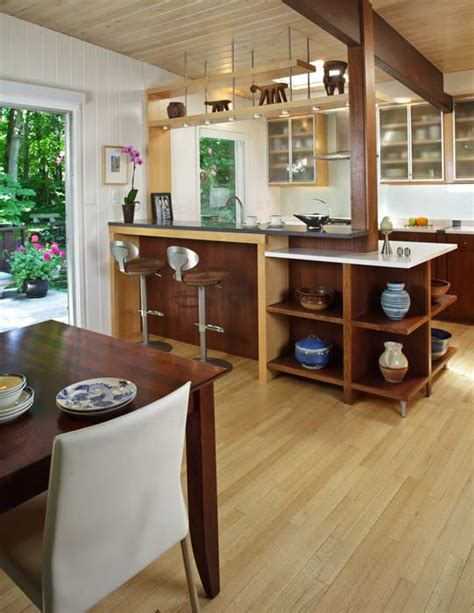 inspiration from mid century modern kitchens house