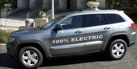 electric jeep conversion amp electric vehicles stops car conversions focuses on trucks