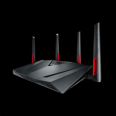 Wireless Router Asus Rt Ac88u by Asus Rt Ac88u Wireless Ac3100 Dual Band Gigabit Router