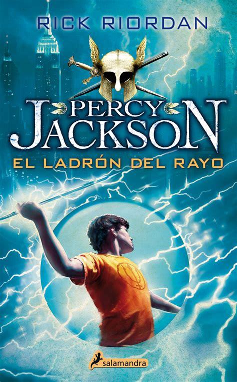 libro el ladron del rayo percy jackson y los dioses del olimpo el ladr 243 n del rayo r 250 stica ediciones salamandra