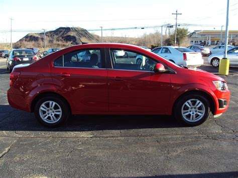 Used 2013 Chevrolet Sonic Lt Lt For Sale 7 999
