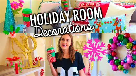 diy ways to decorate your room for christmas diy holiday room decorations easy ways to decorate for