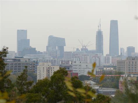 china reports drop  good air days