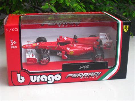 B Burago1 43 Laferrari Race Play Color New In bburago 1 43 diecast car model f10 formula 1 f1 racing