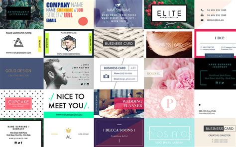 business card templates free classified ads business card expert 2 1 templates for ms word macos
