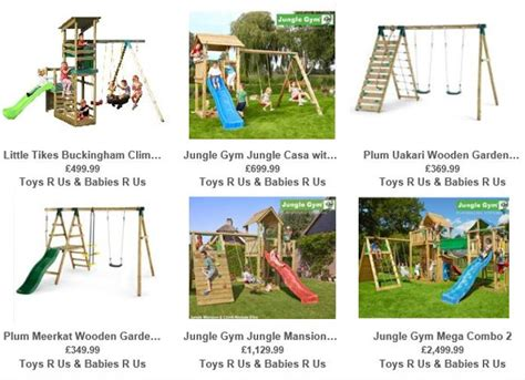 swing 2 us swings from toys r us uk swing set specialist