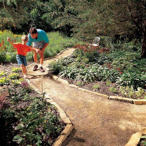 Affordable Garden Path Ideas Family Handyman Garden Path Edging Ideas