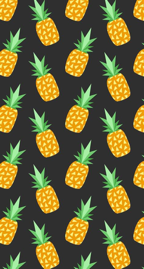 pineapple pattern hd watermelon and pineapple wallpaper tumblr pineapple wall