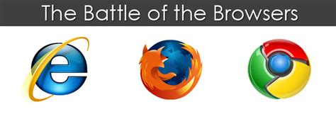 google chrome firefox internet explorer chrome vs firefox vs internet explorer which is the best