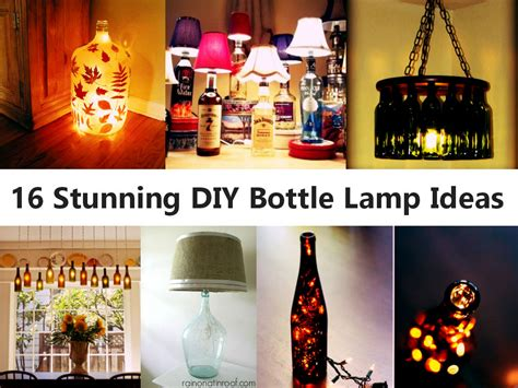 easy way to decorate home 16 stunning diy bottle l ideas