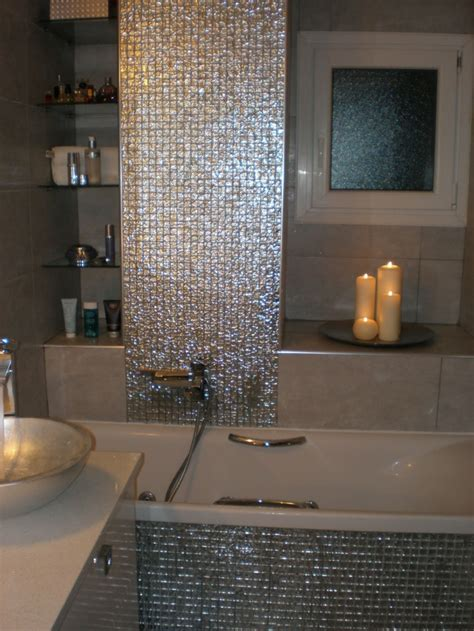 Kleines Bad Mosaikfliesen by Badezimmer Mit Mosaik Gestalten 48 Ideen