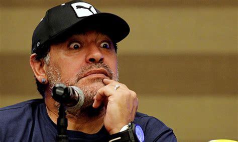 Diego Maradona Diego Maradona Louis Gaal Is Closer To The