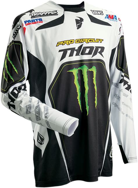 monster motocross jersey 100 monster motocross jersey pro circuit team