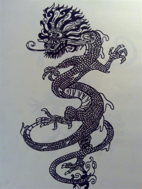 korean dragon by strawberryrunner on deviantart