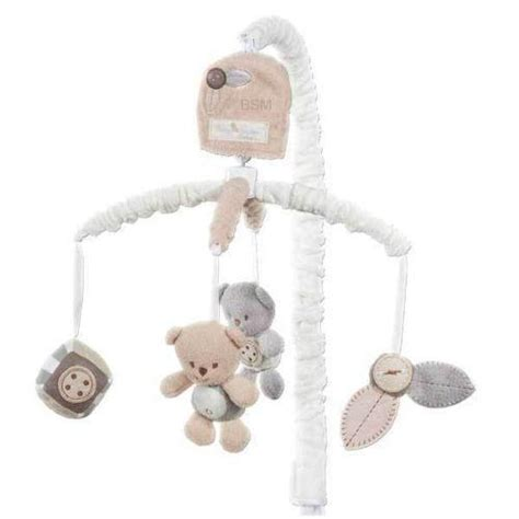 Teddy Crib Mobile teddy crib mobile ebay