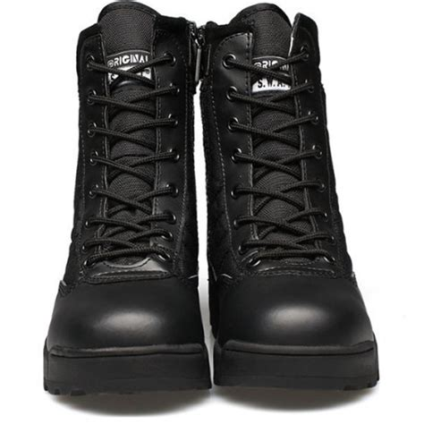 Sepatu Delta Tactical Desert 6 Boot Made In Usa delta tactical boots desert swat american combat boots outdoor shoes breathable