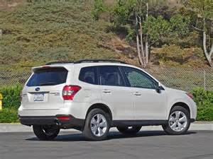 Subaru Forester Size Comparison 2014 Small Suvs Comparison Autos Post