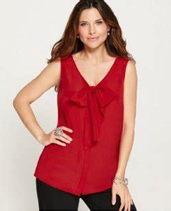 imagenes de blusas rojas modelos de blusas muy hermosas para gorditas aquimoda