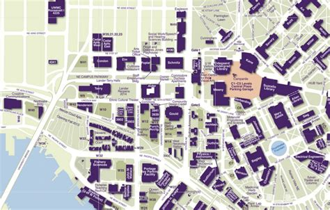 uw map startup of washington looks to transform school into magnet for