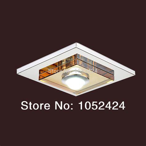modern crystal ceiling ls modern 3w led crystal ceiling lights flush mount modern
