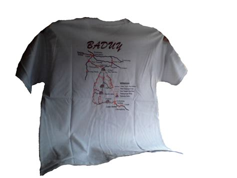 Tas Gendong Batik By Made Sukawati souvenir khas daerah pernak pernik khas baduy sebagai