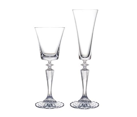 bicchieri rogaska bicchieri da tavola servizio da rogaska cristallo