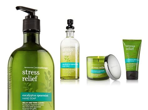 Parfume Tress Relax bath and works stress relief perfumes