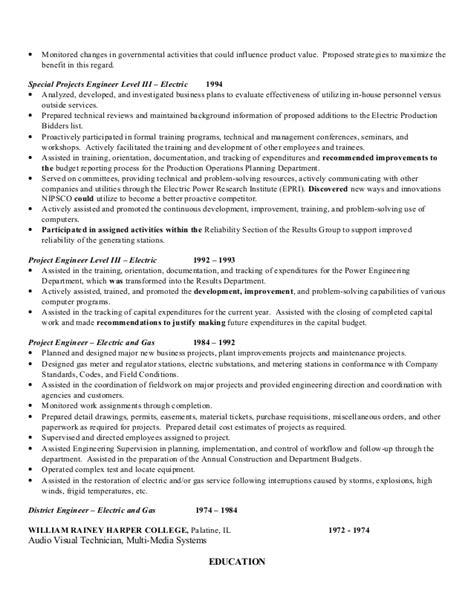 blaschke s current resume and addendum 2012
