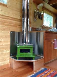 tiny house wood burning stove heat source in tiny house i think it would save space to
