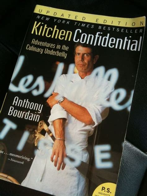Kitchen Confidential Book Published 71 Curated Books Ideas By Vadermtz Steve Bio