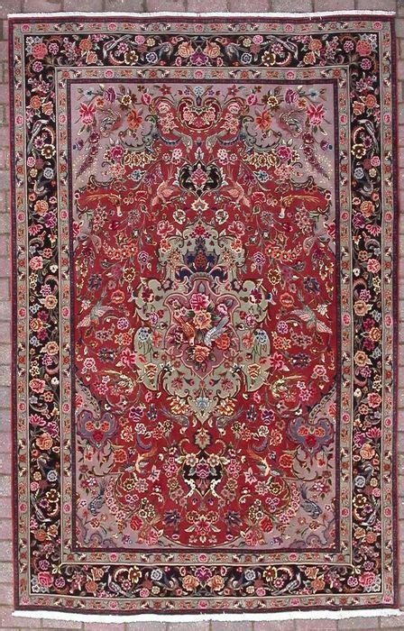 tappeto persiano tappeto persiano tabriz vecchio di 50 50 anni catawiki