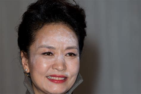 the first ladys trip to china the white house china state visit first lady peng liyuan has embarrassing