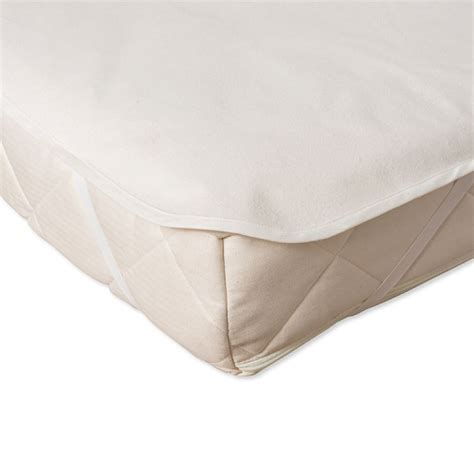 Organic Waterproof Mattress Cover by Naturalmat Organic Waterproof Mattress Protector Single