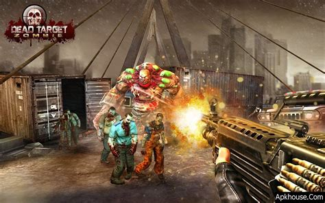 mod game dead target zombie dead target zombie v2 9 6 mod unlimited money gold