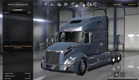 volvo 760 truck volvo vnl 760 2018 v1 0 1 30 ats truck