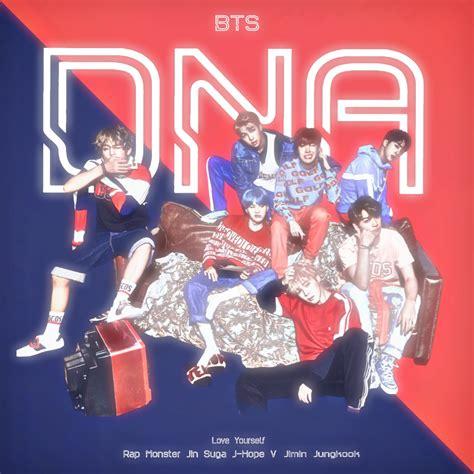 download mp3 bts dna album bts dna love yourself her album cover by leakpalbum on
